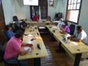 Reunião com o candidato a Deputado Carlos Alberto Pereira Dias
