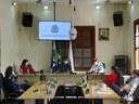 Reunião com o Deputado Federal Emidinho Madeira
